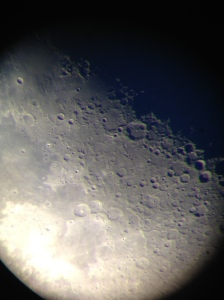 Felix's picture of the Moon (1)